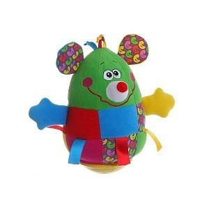 Мягкая игрушка-неваляшка Мышь BABY YOU BB1283