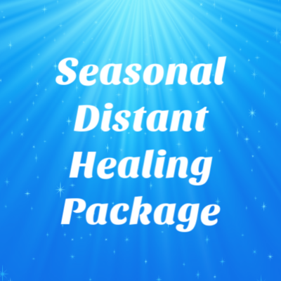 Seasonal Distant Healing Package - Individual