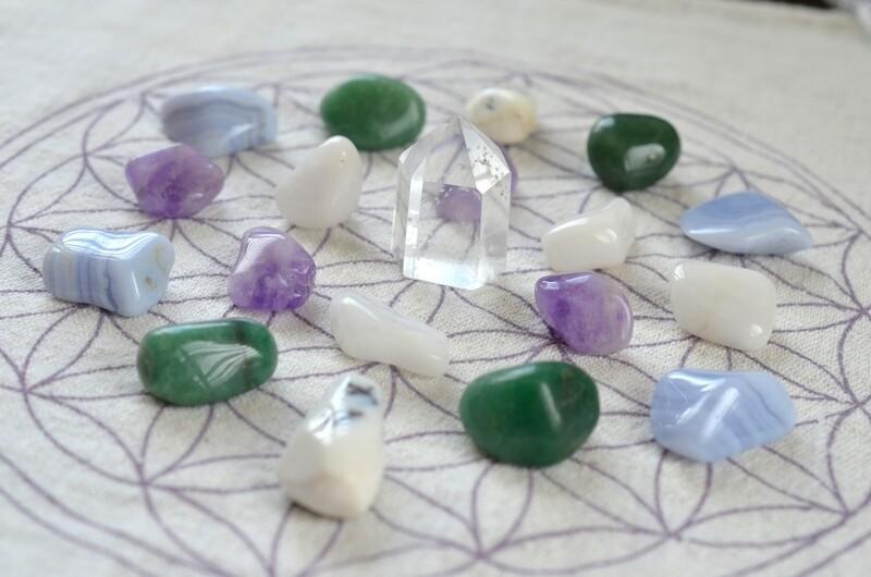 Crystal Grid Distant Healing