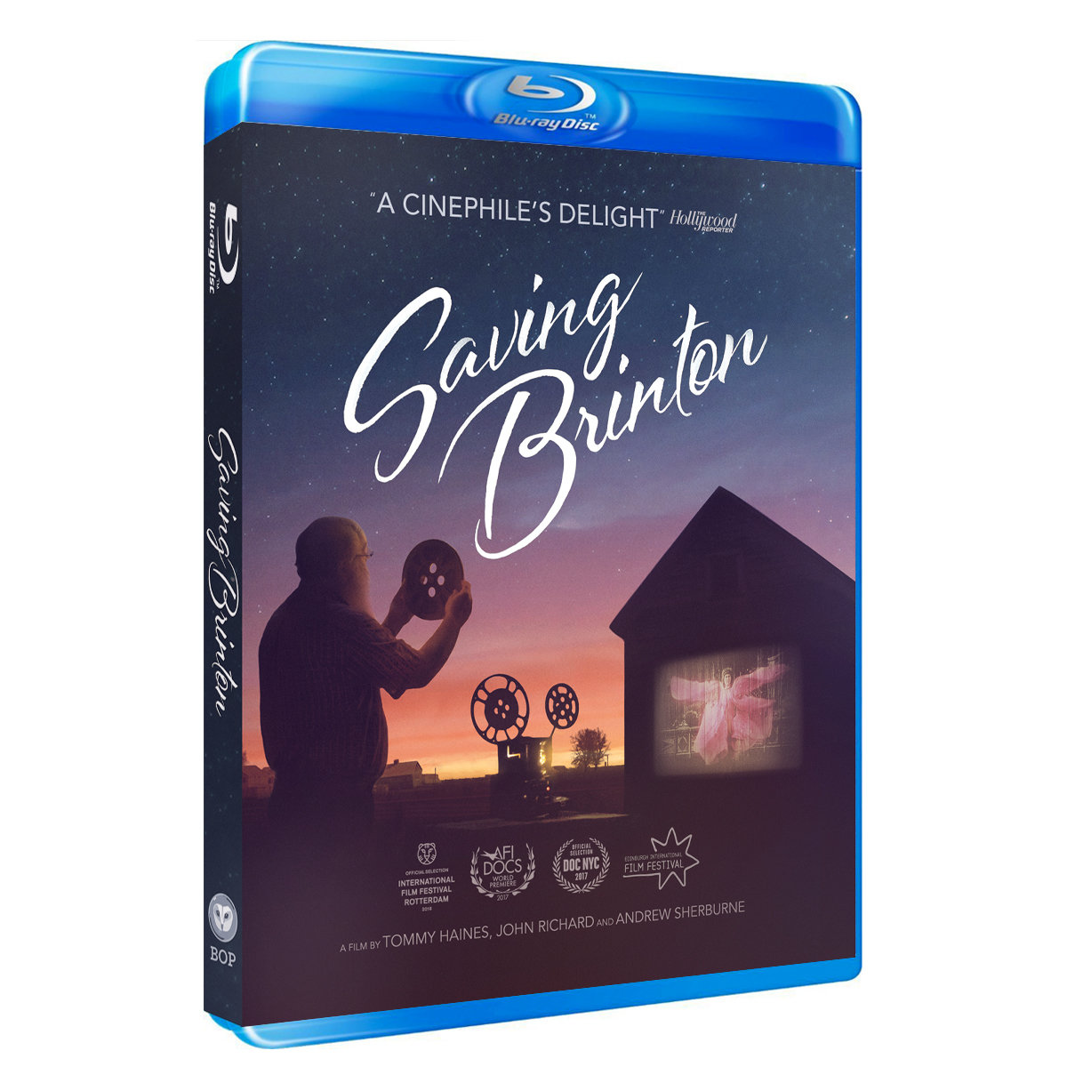 Saving Brinton 2-Disc Blu-ray