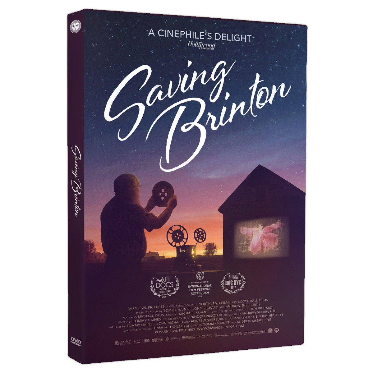 Saving Brinton 2-Disc DVD