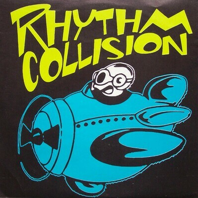 Rhythm Collision - Happy As Fucking Clam