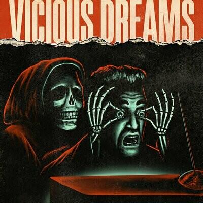 Vicious Dreams - ST LP