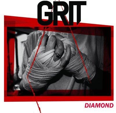 """Grit - Diamond - 7"""""""