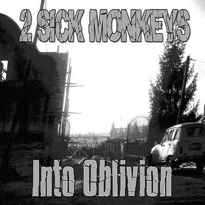2 Sick Monkeys - Into Oblivion - 2LP