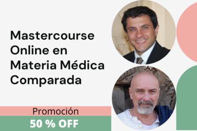Master Course en Materia Médica Comparada 00013