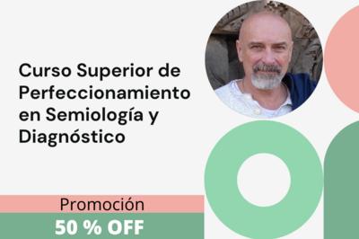 Curso Superior Online de Perfeccionamiento en Semiología y Diagnóstico 00015