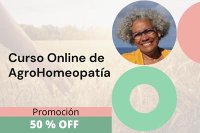 Curso Online de AgroHomeopatía - Nivel 1 00016