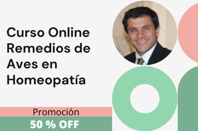 Curso Online de Remedios de Aves en Homeopatía 00012