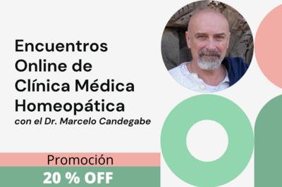 Encuentros Online de Clínica Médica Homeopática con el Dr. Marcelo Candegabe 00014