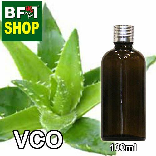 VCO - Aloe Vera Virgin Carrier Oil - 100ml