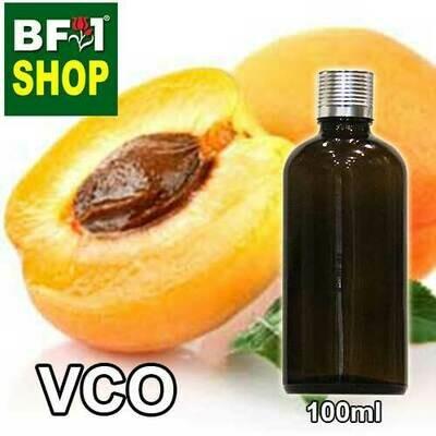 VCO - Apricot Kernel Virgin Carrier Oil - 100ml