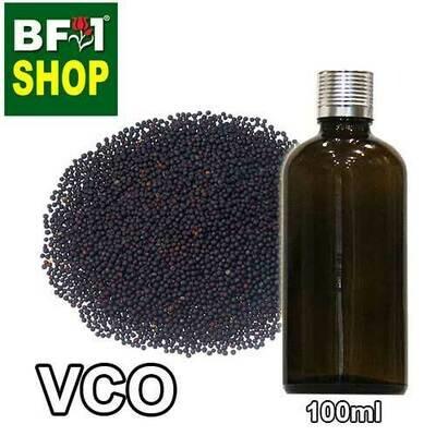 VCO - Canola (Rapeseed) Virgin Carrier Oil - 100ml
