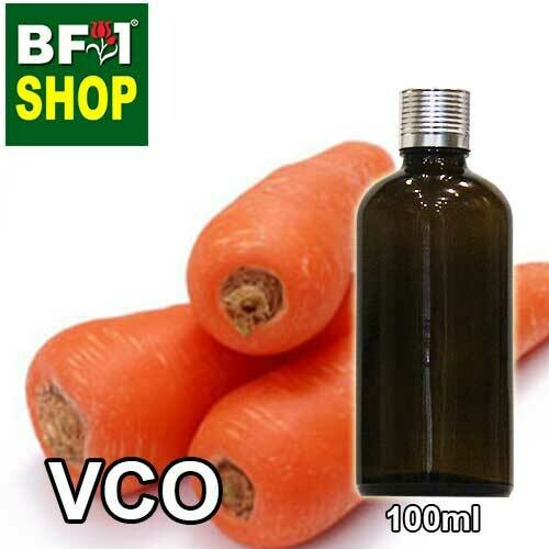 VCO - Carrot Virgin Carrier Oil - 100ml