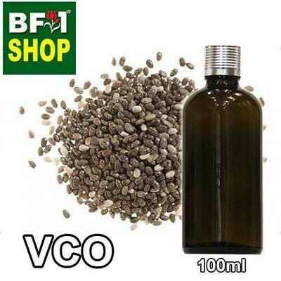 VCO - Chia Seed Virgin Carrier Oil - 100ml