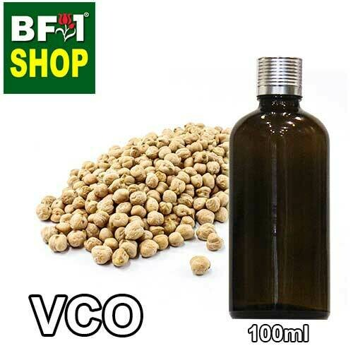 VCO - Chick Peas Virgin Carrier Oil - 100ml