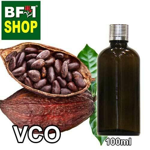VCO - Cocoa Virgin Carrier Oil - 100ml