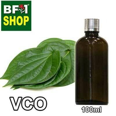 VCO - Daun Sirih ( Kaduk ) Virgin Carrier Oil - 100ml