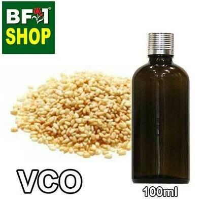 VCO - Sesame Virgin Carrier Oil - 100ml