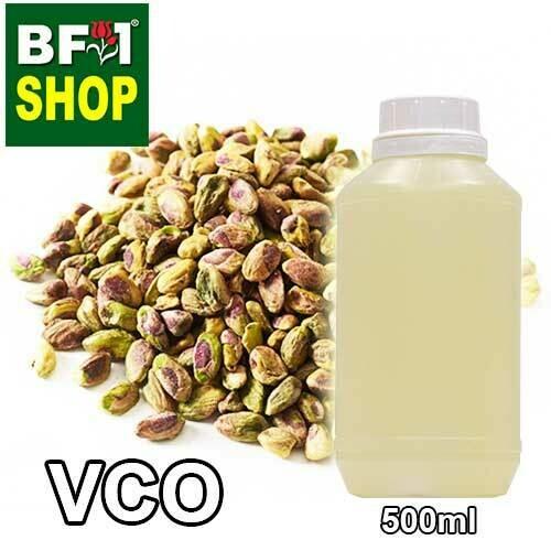 VCO - Pistachios Kernel Virgin Carrier Oil - 500ml
