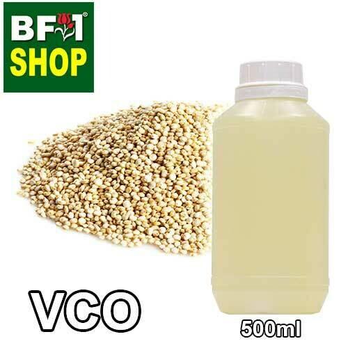 VCO - Quinoa Virgin Carrier Oil - 500ml