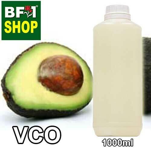 VCO - Avocado Virgin Carrier Oil - 1000ml