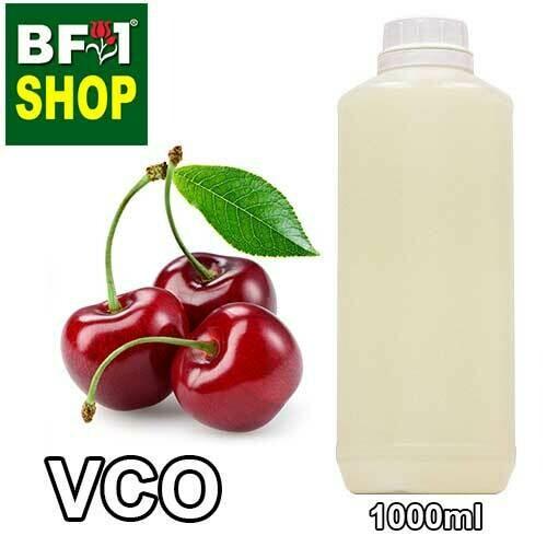 VCO - Cherry Virgin Carrier Oil - 1000ml