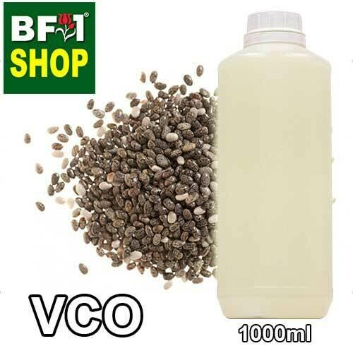 VCO - Chia Seed Virgin Carrier Oil - 1000ml