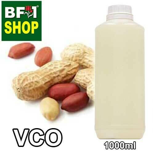 VCO - Peanut Virgin Carrier Oil - 1000ml