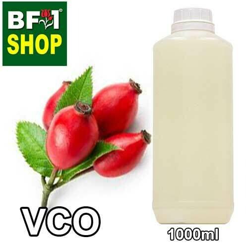 VCO - Rosehip Virgin Carrier Oil - 1000ml
