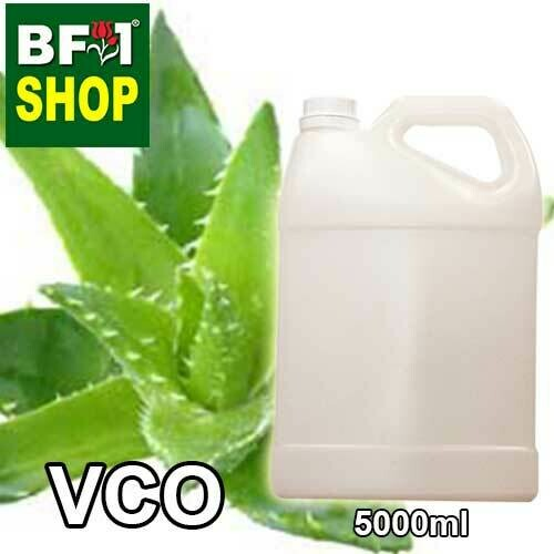 VCO - Aloe Vera Virgin Carrier Oil - 5000ml