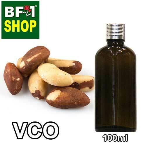 VCO - Brazil Nut Virgin Carrier Oil - 100ml