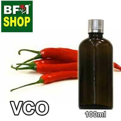 VCO - Chili Virgin Carrier Oil - 100ml