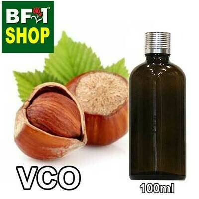 VCO - Hazelnut Virgin Carrier Oil - 100ml