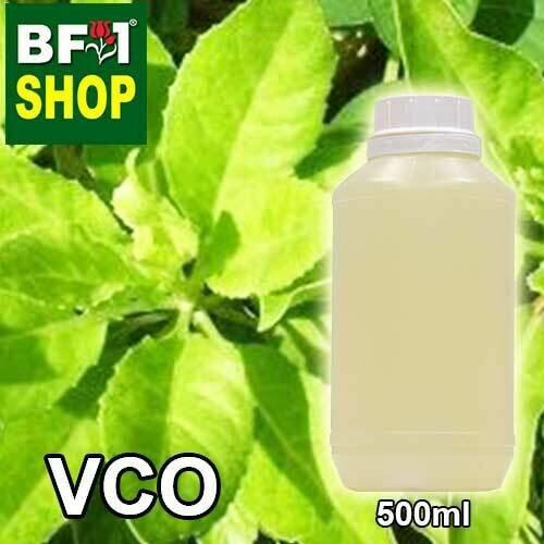 VCO - Daun Dewa ( Sambung Nyawa ) Virgin Carrier Oil - 500ml
