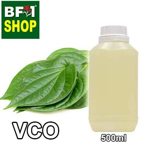 VCO - Daun Sirih ( Kaduk ) Virgin Carrier Oil - 500ml