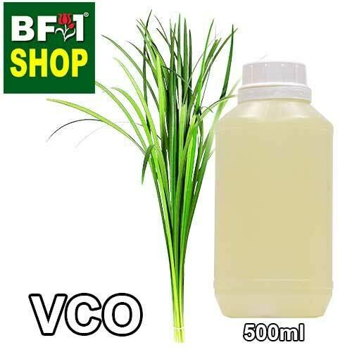VCO - Green Grass Virgin Carrier Oil - 500ml