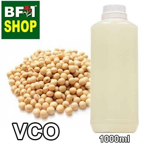 VCO - Soya Virgin Carrier Oil - 1000ml