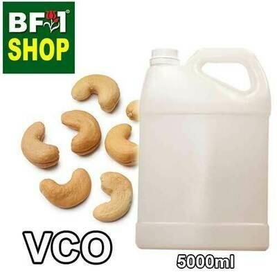 VCO - Cashew Nut Virgin Carrier Oil - 5000ml