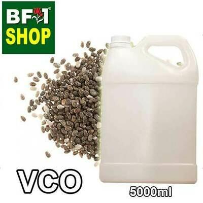 VCO - Chia Seed Virgin Carrier Oil - 5000ml