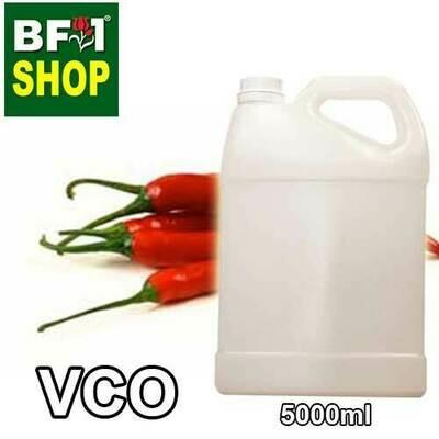 VCO - Chili Virgin Carrier Oil - 5000ml