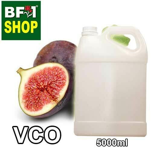 VCO - Fig Virgin Carrier Oil - 5000ml