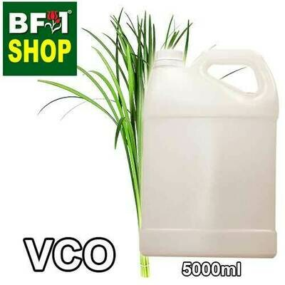 VCO - Green Grass Virgin Carrier Oil - 5000ml
