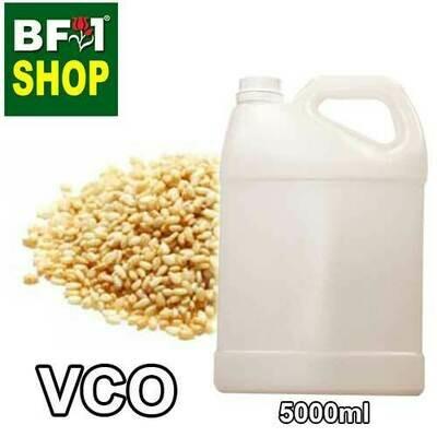 VCO - Sesame Virgin Carrier Oil - 5000ml