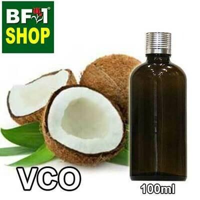 VCO - Coconut Virgin Carrier Oil - 100ml