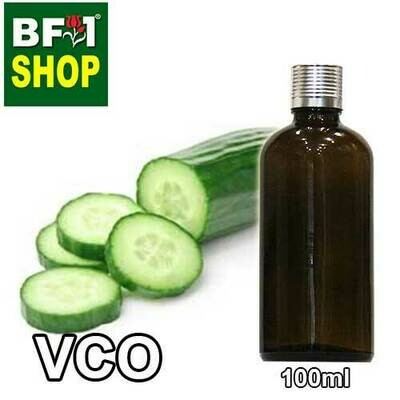 VCO - Cucumber Virgin Carrier Oil - 100ml