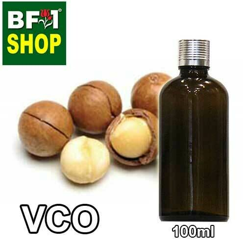 VCO - Macadamia Virgin Carrier Oil - 100ml