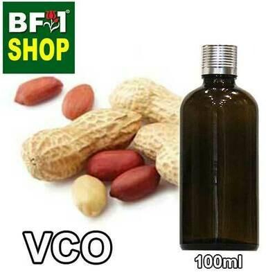 VCO - Peanut Virgin Carrier Oil - 100ml