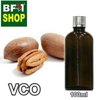 VCO - Pecan Nut Virgin Carrier Oil - 100ml