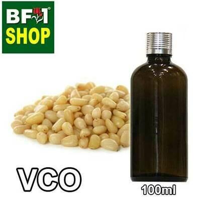 VCO - Pine Nut Virgin Carrier Oil - 100ml